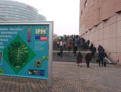 Besuch auf der IPM-Messe 2019 in Essen